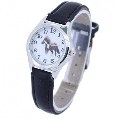 Paarden Horloge
