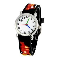 brandweer auto horloge