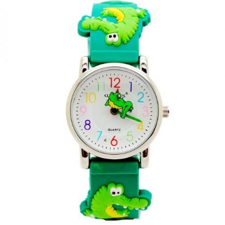 krokodillen horloge
