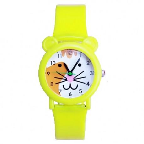 hamster horloge