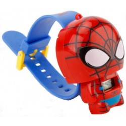 spiderman speelgoedhorloge