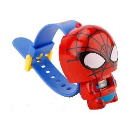 spiderman speelgoedhorloge