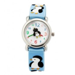 pinguin kinderhorloge